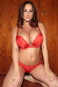 Model Stacey Poole in Vol 7 Set 1