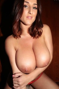 Model Stacey Poole in Vol 6 Set 2