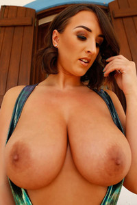 Model Stacey Poole in Vol 8 Set 2