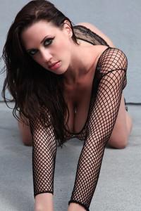Model Lana Kendrick in Vol 7 Set 2