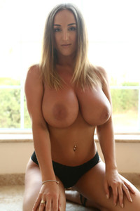 Model Stacey Poole in Vol 11 Set 1